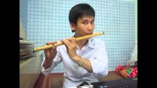 Áo mới Cà Mau - hướng dẫn thổi sáo trúc (Cao Trí Minh)