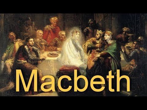 Why did Shakespeare Write Macbeth?