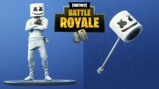 HOW TO GET THE BILL OF MARSHMELLO FORTNITE (EXACT LOCATION)