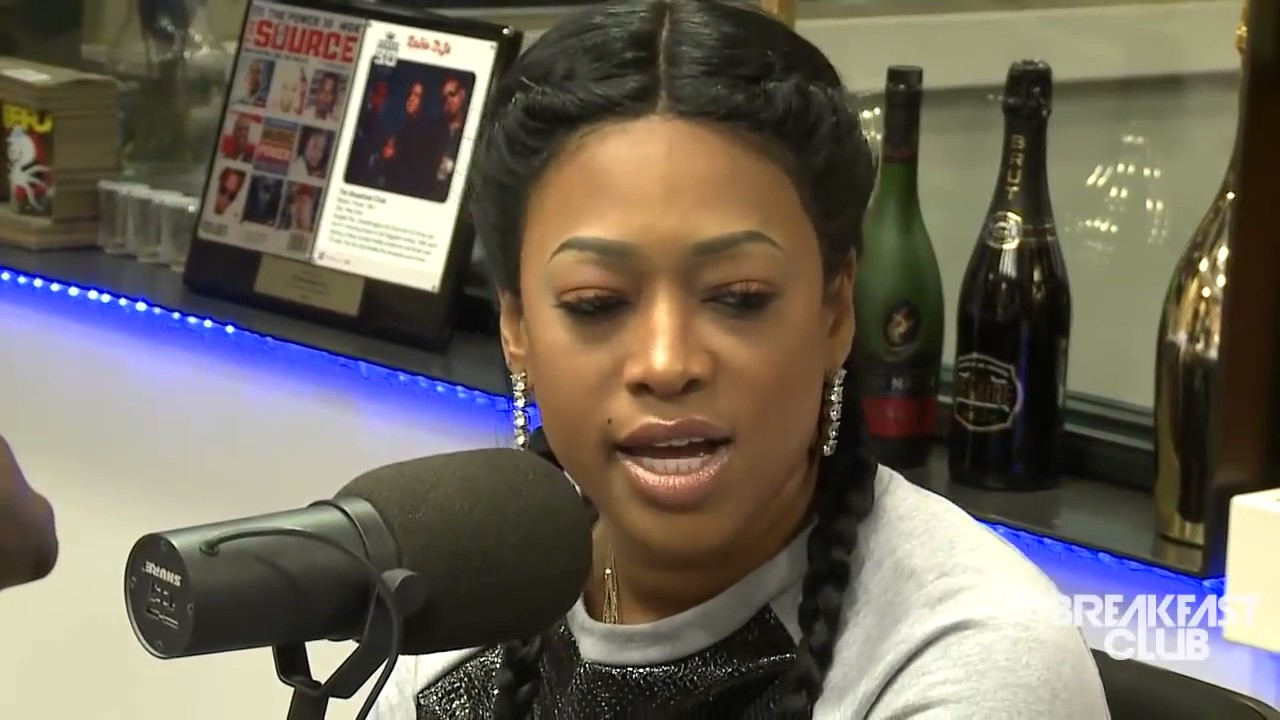 Trina Interview At The Breakfast Club Power 1051 115 -5345