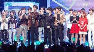 [예능연구소 직캠] 방탄소년단 페이크 러브 1위 앵콜 @쇼!음악중심_20180609 FAKE LOVE BTS in 4K