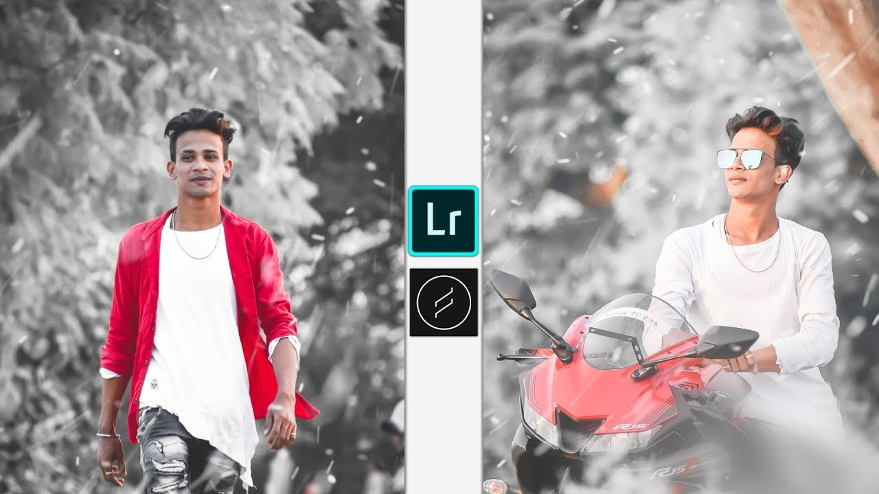 Download Winter Photo Editing Tutorial in Lightroom & Lens Distortions // AC EDITING ZONE 🔥