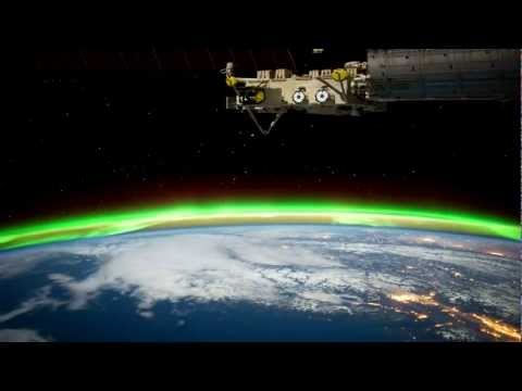 200 Miles Above Earth  - Time Lapse View from the ISS at Night