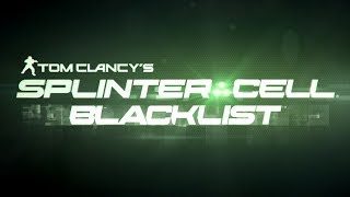 Splinter Cell: Blacklist - 01 (perfectionist, Ghost Mastery, Anderson Air Force Base)