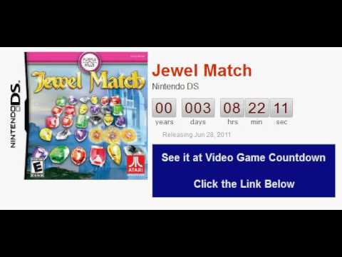Jewel Match DS Countdown