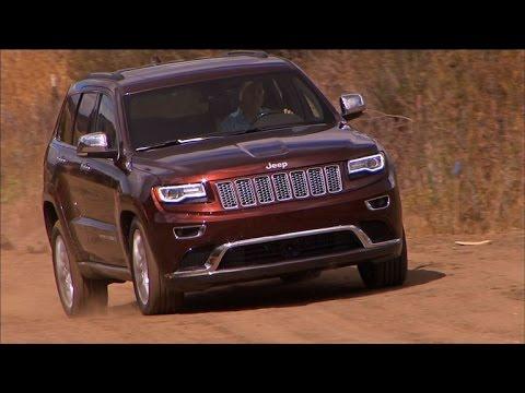 Car Tech - 2014 Jeep Grand Cherokee Diesel