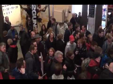 Olsen banden går amok 40 års jubilæum i Palads