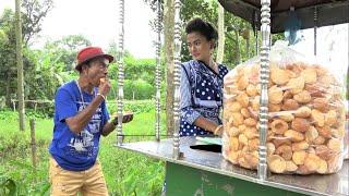 মহিলা ফুসকা ওয়ালা   হাসতে হাসতে পাগল হয়ে যাবেন   তারছেড়া ভাদাইমা    Bangla Natok