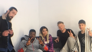 PENTATONIX Live Stream: Backstage at the IMAGINE Music Video Shoot