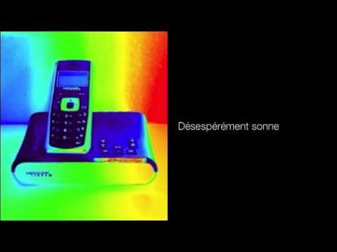 sonnerie dring dring répond au téléphone