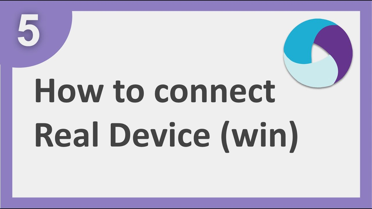 Appium Beginner Tutorial 5 | How To Connect Real Android Mobile Device On Windows