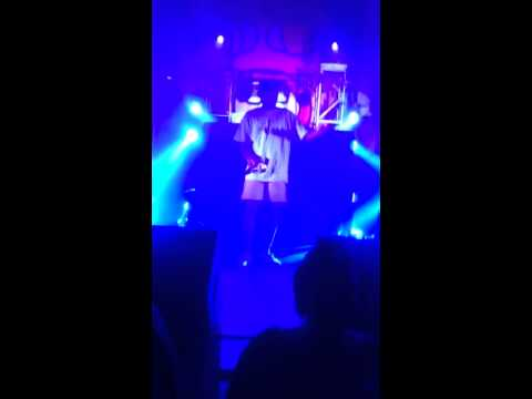 Tyler the creator, cherry bomb tour, Jacksonville concert