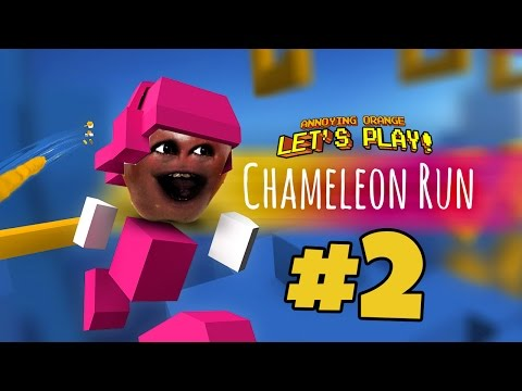 Midget Apple Plays - Chameleon Run #2