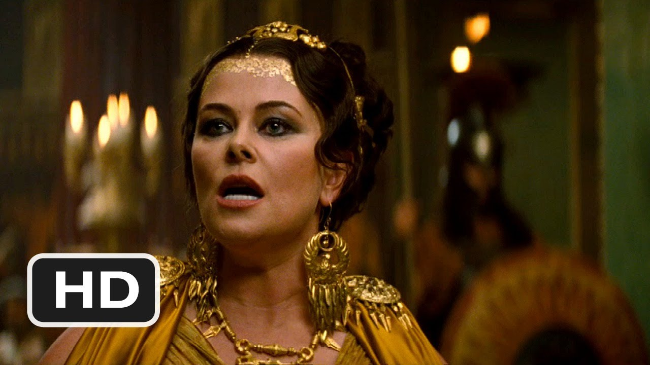 clash of the titans 1 movie clip we are the gods now