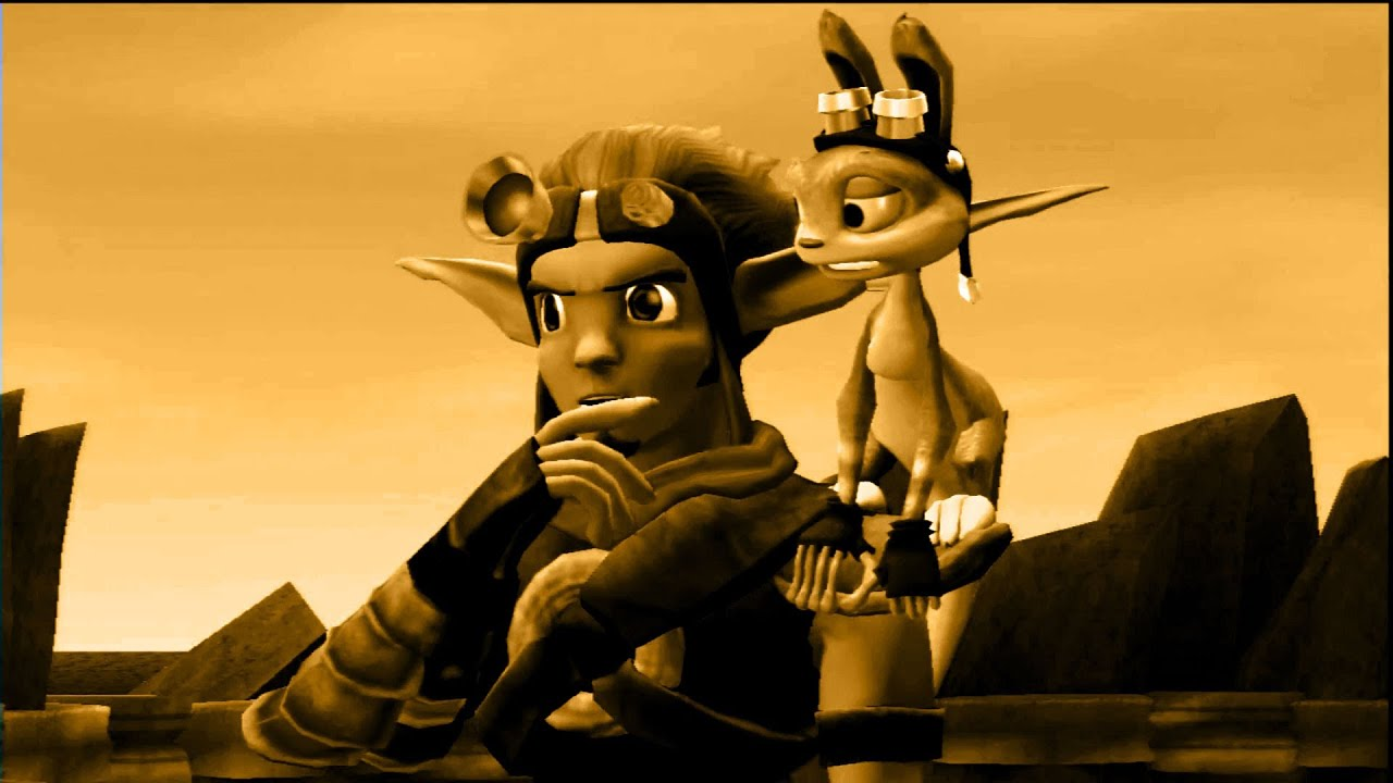 Jak And Daxter Wallpaper 12835803: The Jak & Daxter Trilogy Movie DVD [REMASTERED IN HD