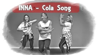 INNA - Cola Song Prof. Brown (Zumba)
