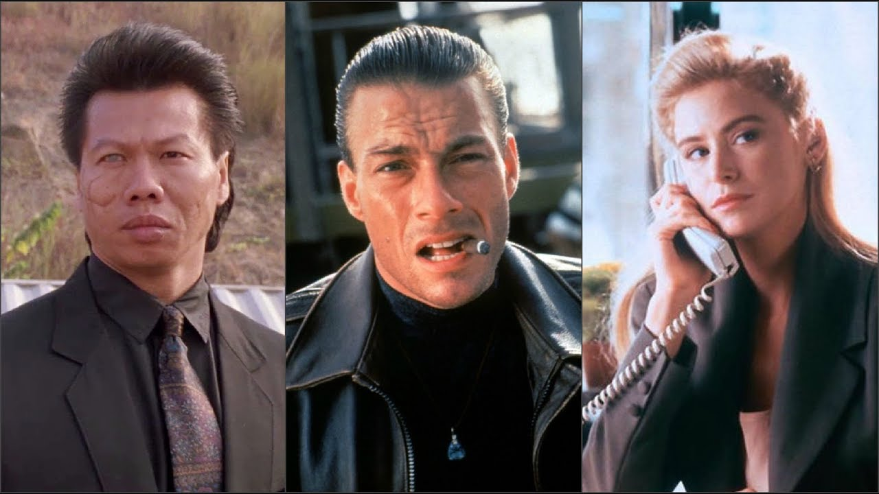Then And Now The Cast Of Double Impact