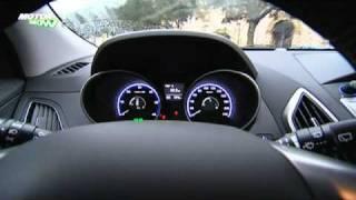 Hyundai iX35 Motorshow TCS