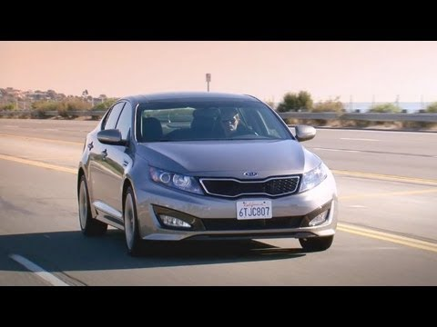 2012 Kia Optima Review   Kelley Blue Book