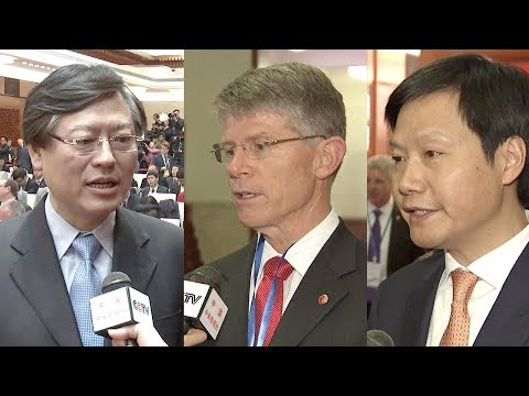 Entrepreneurs: Cooperation between China and US benefits the world