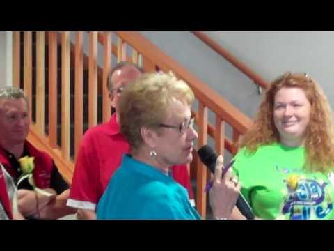 Gresham Chamber recognizes organ donors part 1