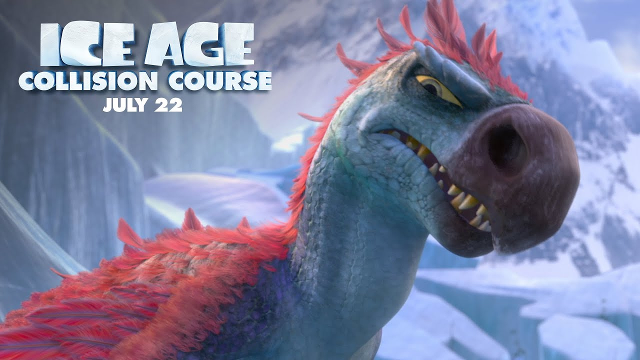 Ice Age 5 Collision Course Gavin