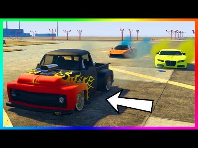 GTA 5' Speed Glitch: How To Make Vapid Slamvan Custom Faster Than