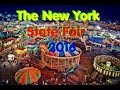 New York State Fair - 4 hrs in 15 minutes, an Educational, Fun, day  !