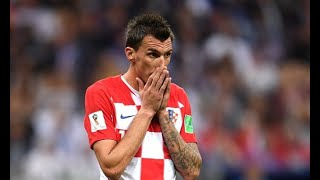 Breaking News -  Mandzukic retires from international football month after World Cup