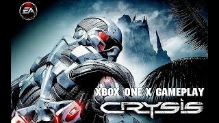 Crysis - Xbox One X Backwards Compatible Gameplay