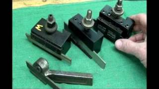MACHINE SHOP TIPS #35 Part 1 Parting on the Lathe tubalcain