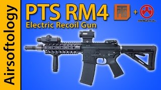 PTS Magpul Scout Electric Recoil Gun (ERG) | Airsoftology
