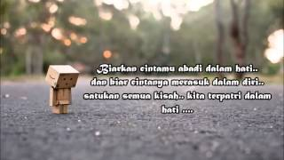 Repeat youtube video Balistik Cinta ~ Fiq  (Lyrics)