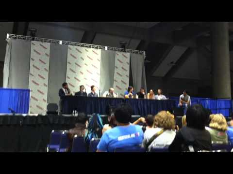 Elias Toufexis sings 'let it go' for charity at SacAnime 2014