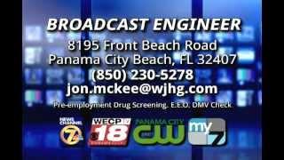 WJHG - Broadcast Engineer  :15