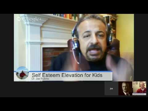 Dr. Joe Rubino's Self-Esteem Elevation for Children