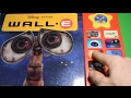 WALL-E INTERACTIVE PLAY-A-SOUND BUTTON BOOK ELECTRONIC STORY DISNEY PIXAR SOUND BOOKS FUN TOYS