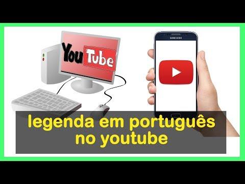 Como Colocar Legenda no YouTube em Português