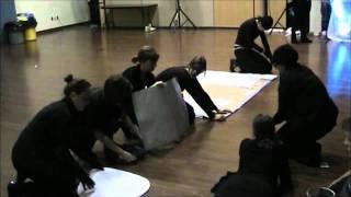 party costumé 2011 - dance physio 4 et ergo 4