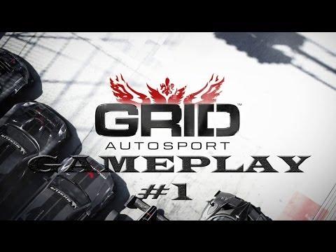 GRID: Autosport Az első verseny!
