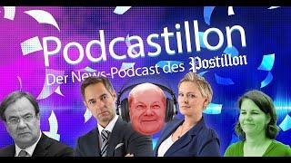 Podcastillon – Folge 32: Demokratie Deutschland Schicksalswahl Edition