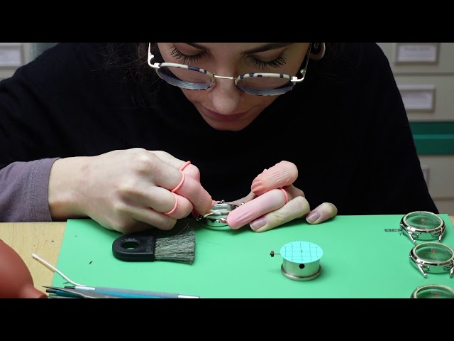 In conversation with Crispin Jones: Episode 3 how we assemble your watches
