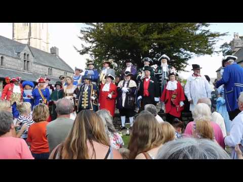 Widecombe Fair song 2015