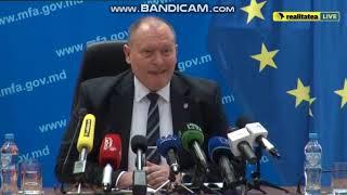 Declarație scandaloasă a ministrului de Externe, Ciocoi: Rusia a oprit războiul pe Nistru în 1992