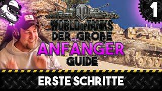 Der große World oḟ Tanks Anfänger Guide #1