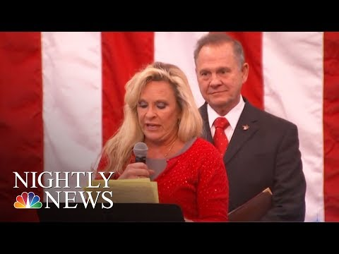 Alabama Voters Face Dramatic Choice In Closely Watched Senate Race | NBC Nightly News