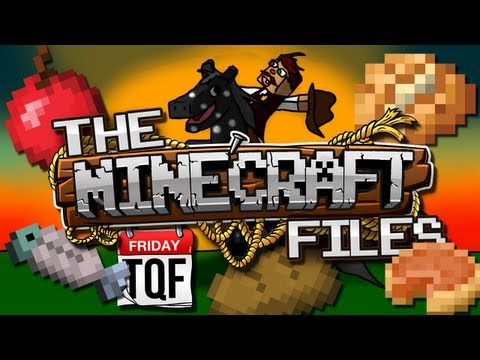 The Minecraft Files - #319 TQF - SPECIAL FOOD FRENZY! (HD)