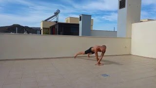 Bodyweight Exercises Challenge: Animal Moves Circuit