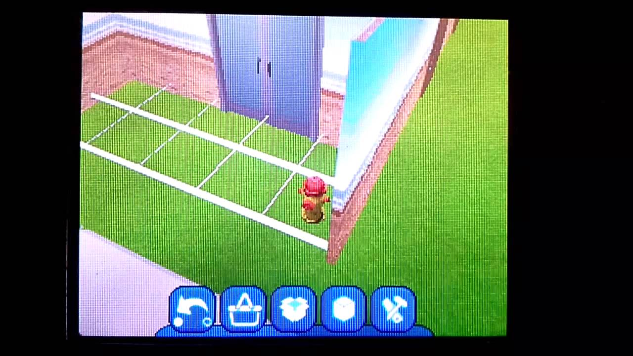 Lets play the sims 3 nintendo ds