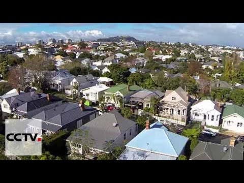 Chinese investment boom in New Zealand